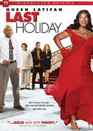Last Holiday - DVD cover (xs thumbnail)