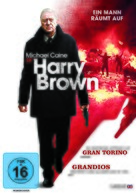 Harry Brown - German Movie Cover (xs thumbnail)