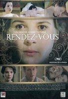 Rendez-vous - Italian DVD movie cover (xs thumbnail)