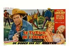 Cole Younger, Gunfighter - Belgian Movie Poster (xs thumbnail)