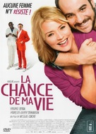 La chance de ma vie - French DVD cover (xs thumbnail)