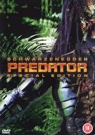 Predator - British DVD movie cover (xs thumbnail)