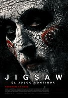 Jigsaw - Argentinian Movie Poster (xs thumbnail)