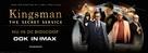 Kingsman: The Secret Service - Dutch Movie Poster (xs thumbnail)