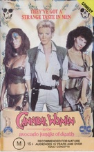 Cannibal Women in the Avocado Jungle of Death - Australian Movie Cover (xs thumbnail)