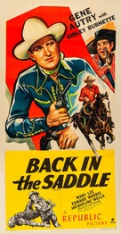 Back in the Saddle - Re-release movie poster (xs thumbnail)