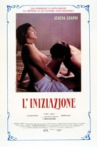 L'iniziazione - Italian Movie Poster (xs thumbnail)