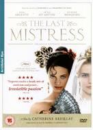 Une vieille maîtresse - British DVD cover (xs thumbnail)