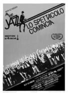 All That Jazz - Italian Movie Poster (xs thumbnail)