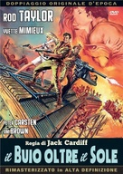 The Mercenaries - Italian DVD movie cover (xs thumbnail)
