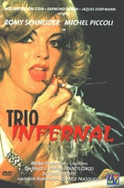 Trio infernal, Le - German Movie Cover (xs thumbnail)
