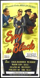 The Spy in Black - Movie Poster (xs thumbnail)