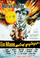 The Chase - German Movie Poster (xs thumbnail)