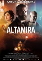 Altamira - Spanish Movie Poster (xs thumbnail)