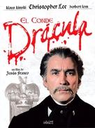 Nachts, wenn Dracula erwacht - Spanish Movie Cover (xs thumbnail)