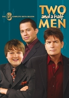 """""""Two and a Half Men"""" - DVD cover (xs thumbnail)"""