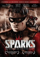 Sparks - French DVD cover (xs thumbnail)