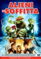 Aliens in the Attic - Italian Movie Cover (xs thumbnail)