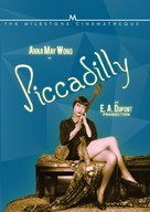 Piccadilly - DVD cover (xs thumbnail)