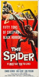 Earth vs. the Spider - Movie Poster (xs thumbnail)