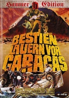 The Lost Continent - German DVD movie cover (xs thumbnail)