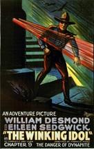 The Winking Idol - Movie Poster (xs thumbnail)
