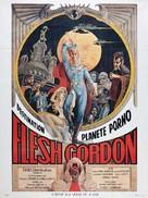 Flesh Gordon - French Movie Poster (xs thumbnail)