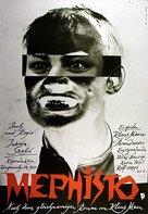 Mephisto - German Movie Poster (xs thumbnail)