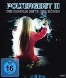 Poltergeist III - German Blu-Ray cover (xs thumbnail)