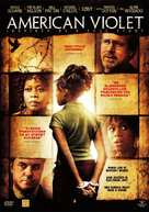 American Violet - Danish DVD movie cover (xs thumbnail)