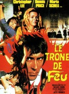 Il trono di fuoco - French Movie Poster (xs thumbnail)