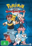 """Pokémon"" - Australian DVD movie cover (xs thumbnail)"