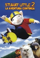 Stuart Little 2 - Argentinian DVD cover (xs thumbnail)