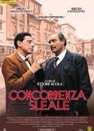 Concorrenza sleale - Italian Movie Poster (xs thumbnail)