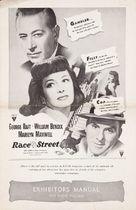 Race Street - poster (xs thumbnail)