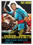 Sea Devils - Italian Movie Poster (xs thumbnail)