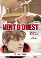 Westerland - French DVD cover (xs thumbnail)