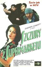 Mallrats - Polish VHS movie cover (xs thumbnail)