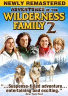 The Further Adventures of the Wilderness Family - DVD cover (xs thumbnail)