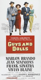 Guys and Dolls - Movie Poster (xs thumbnail)