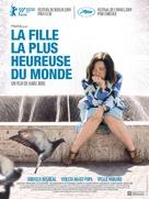 Cea mai fericita fata din lume - French Movie Poster (xs thumbnail)