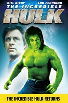 The Incredible Hulk Returns - Movie Cover (xs thumbnail)