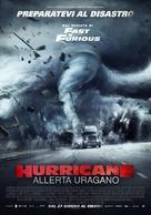 The Hurricane Heist - Italian Movie Poster (xs thumbnail)