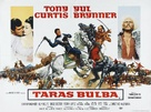 Taras Bulba - British Movie Poster (xs thumbnail)