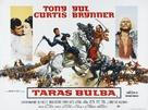 Taras Bulba - British Movie Poster (xs thumbnail)