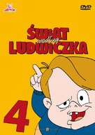 """""""Life with Louie"""" - Polish Movie Cover (xs thumbnail)"""