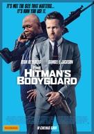 The Hitman's Bodyguard - Australian Movie Poster (xs thumbnail)