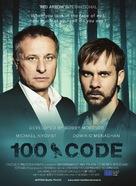 """The Hundred Code"" - Swedish Movie Poster (xs thumbnail)"