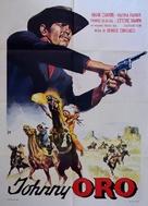Johnny Oro - Italian Movie Poster (xs thumbnail)