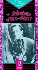 The Adventures of Rex and Rinty - VHS cover (xs thumbnail)